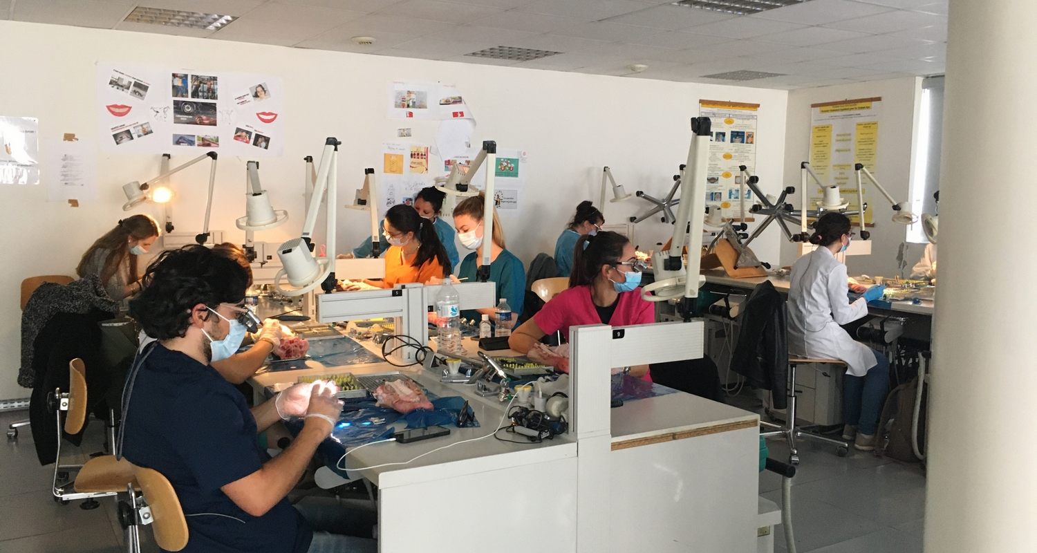 Formation Continue Chirurgie Dentaire Dentistes Omnipratique Nice